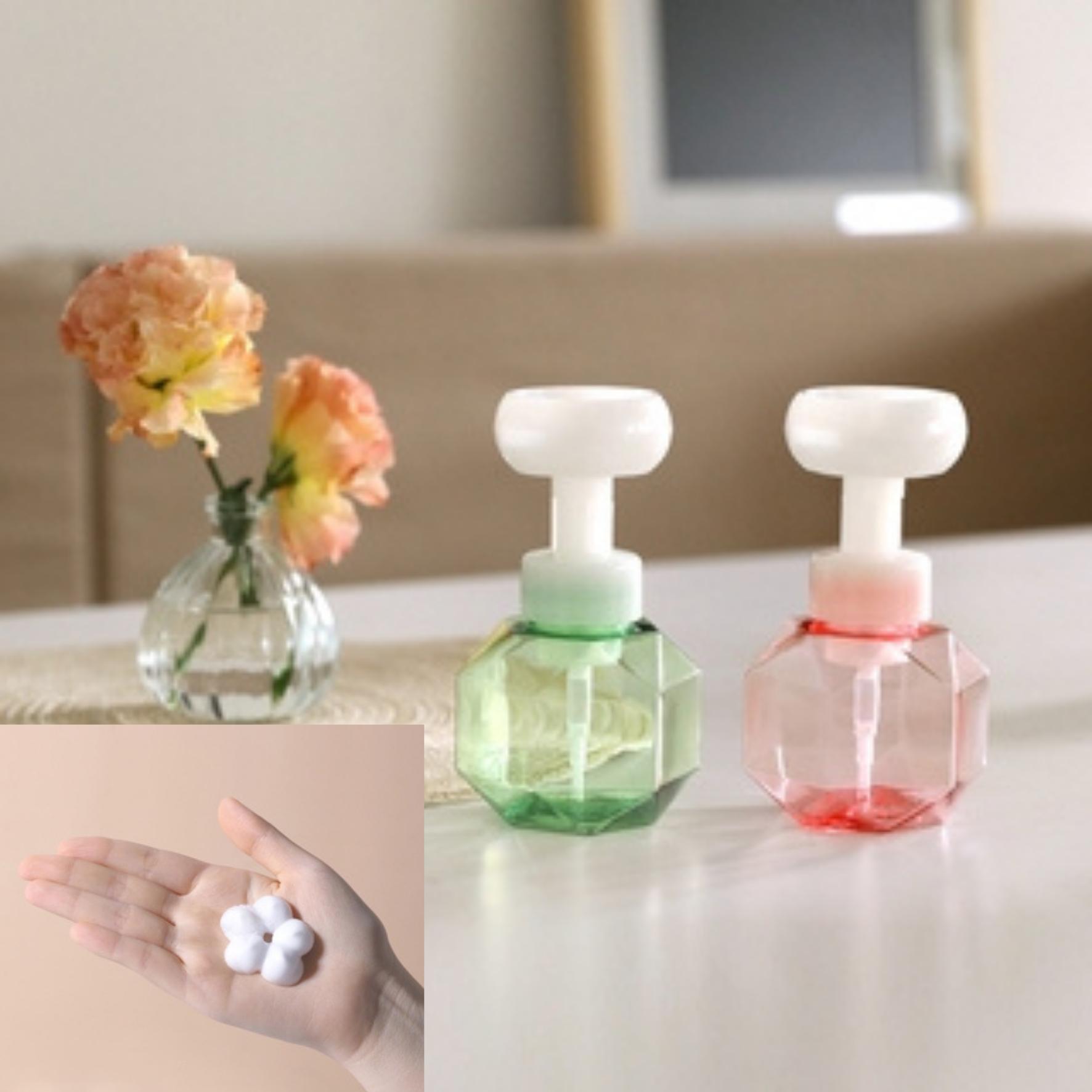 Flower Soap Dispenser