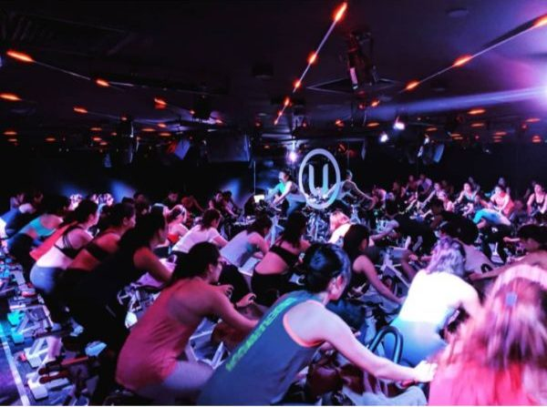 best spin classes Singapore absolute cycle
