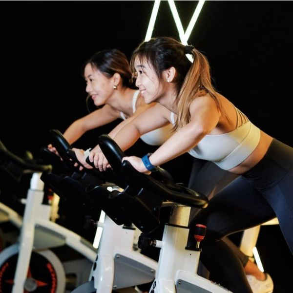 best spin classes singapore sync cycle