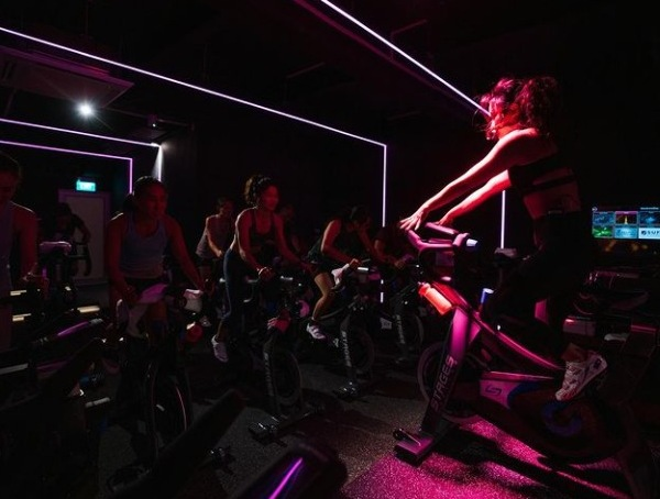 best spin classes singapore axiom
