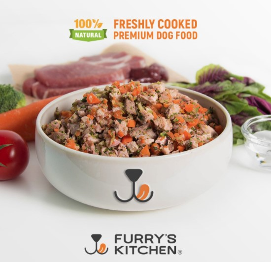 furry's kitchen best dog foods