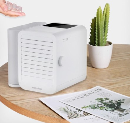 Xiaomi Microhoo 3 In 1 Mini Air Cooler small compact white best air cooler