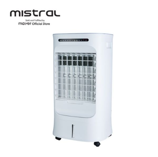Mistral Air Cooler (MAC001E) best air coolers singapore honeycomb cooling pad 10L capacity