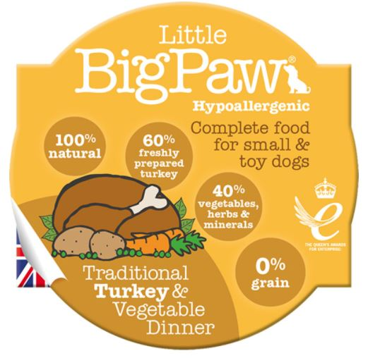 little big paw best dog foods