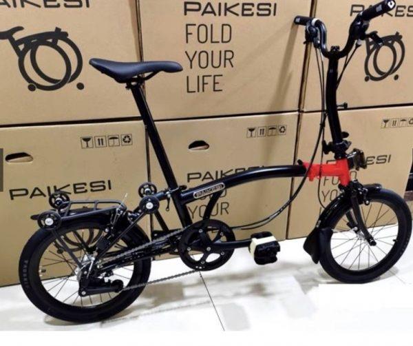 pikes gen 4 city bikes singapore