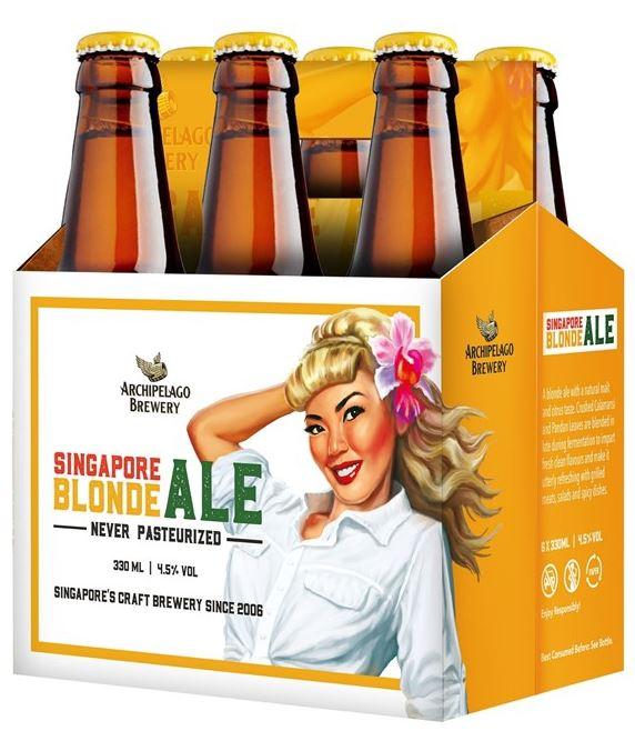 singapore blonde ale best beer singapore