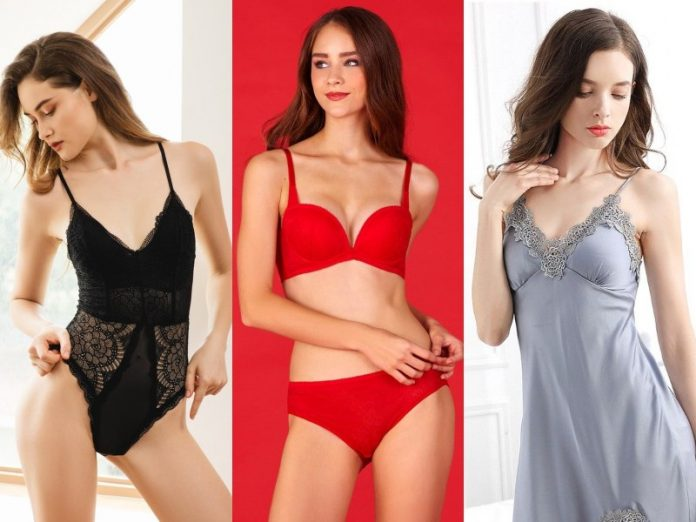 types of lingerie featured image