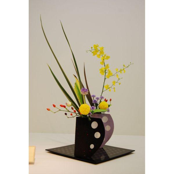 yamano ikebana florist flower arrangement class mothers day singapore