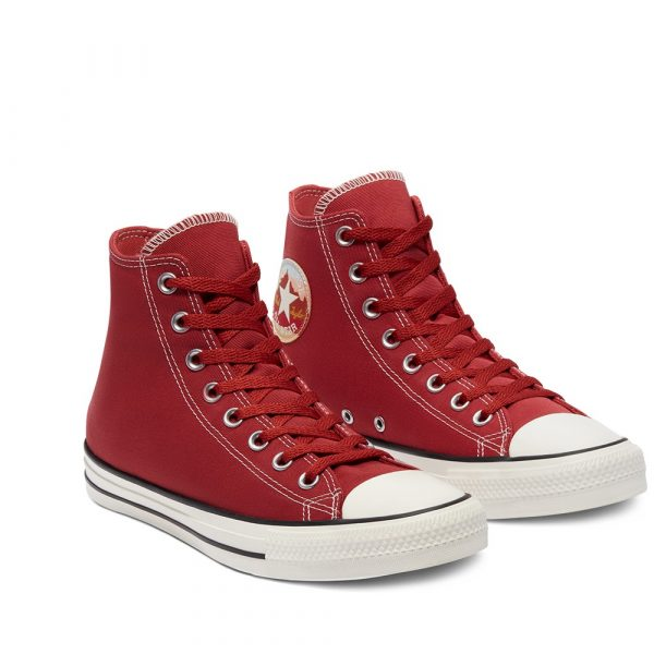 shoelace style how to tie converse high cut chuck taylor all star national park patch