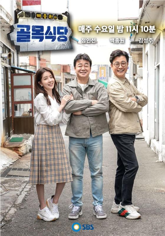Baek Jong Won Alley Restaurants