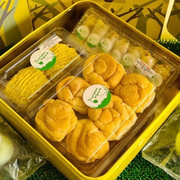 durian mpire best durian puff singapore