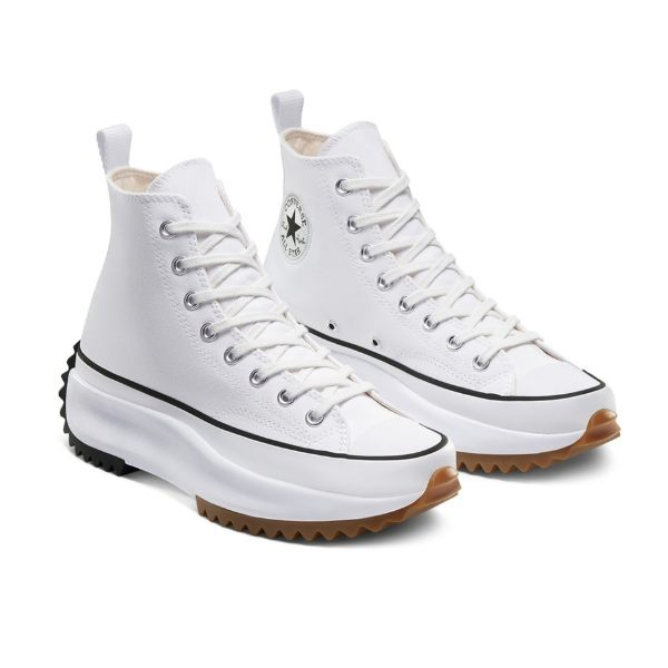 shoelace style how to tie converse high cup unisex run star hike lugged high top