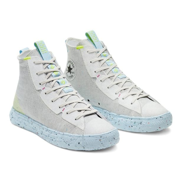 shoelace style how to tie converse high cut unisex chuck taylor all star crater polyester canvas hi