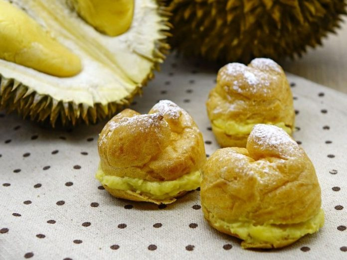 durian puff best singapore delivery