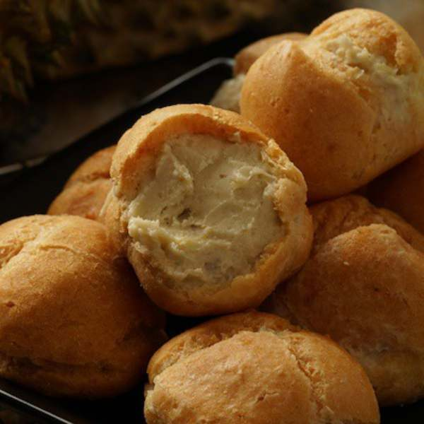 ritz apple strudel durian puff delivery best in singapore