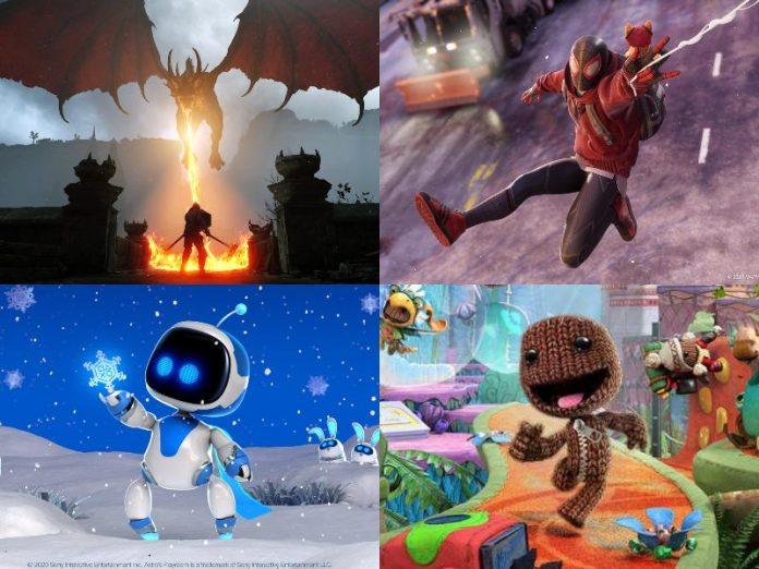 best ps5 games featured image