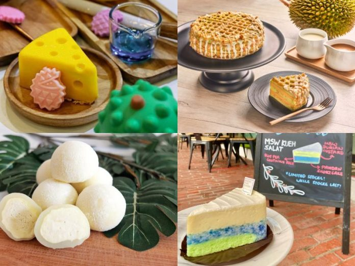 durian desserts singapore featured image