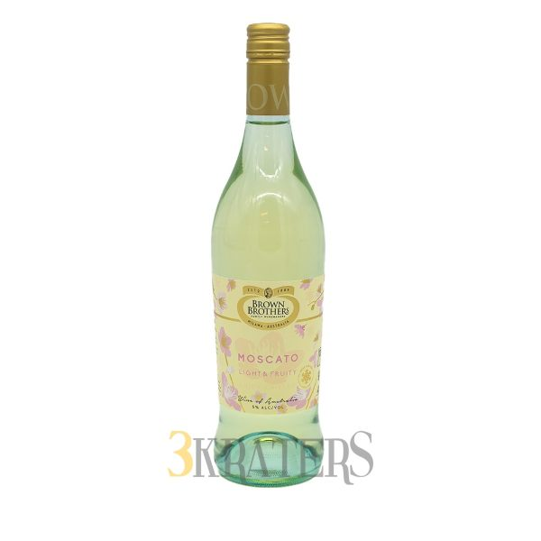 3kraters brown brothers moscato fruity sweet cheap alcohol delivery singapore deals