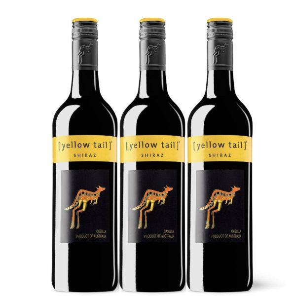 yellow tail shiraz 2019 australia alcohol cheap delivery deals singapore