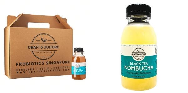 benefits of kombucha craft & culture singapore