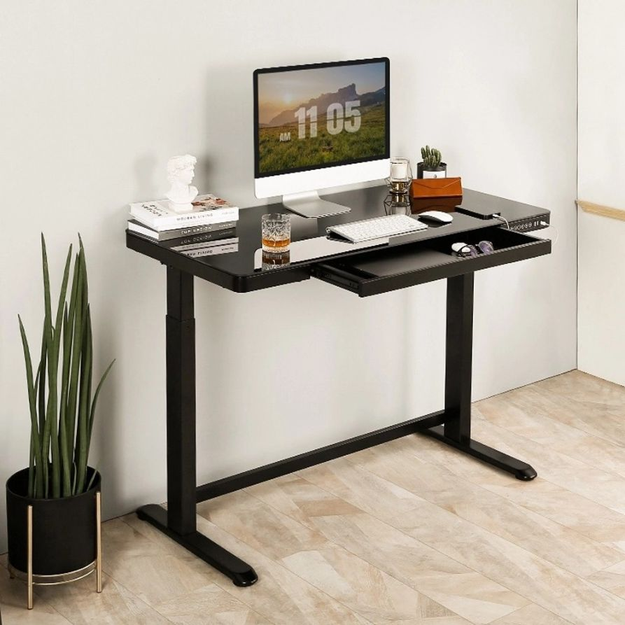 best standing desk singapore featured