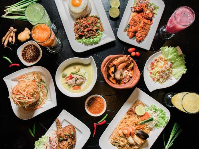 best thai restaurants singapore