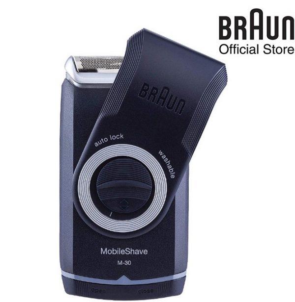 braun m30 best men's shavers