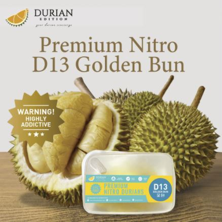 d13 different types of durians