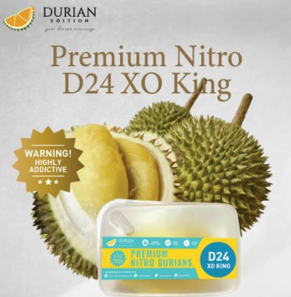 d24 xo different types of durians