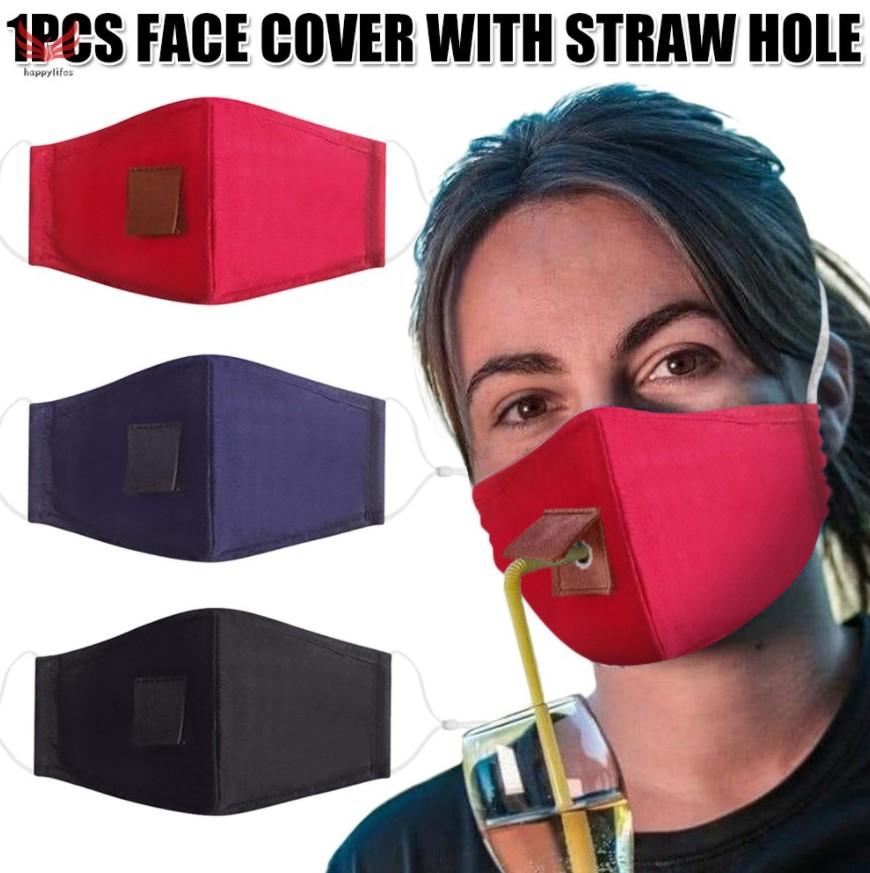 Drinking Mask