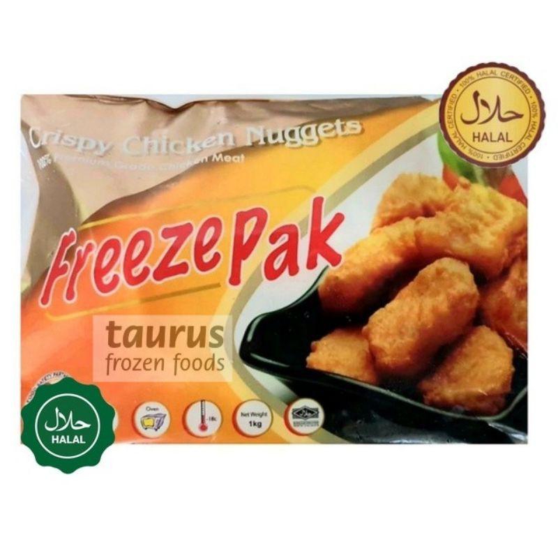 Freezepak nuggets