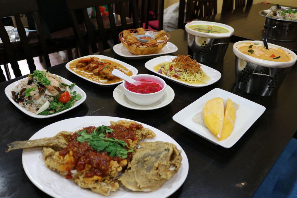 joe's kitchen best thai restaurant singapore
