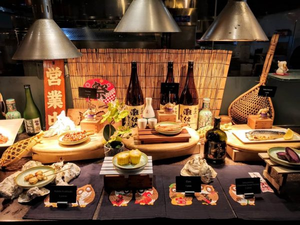 kiseki best japanese buffets singapore