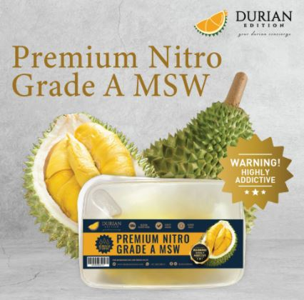 mao shan wang different types of durians