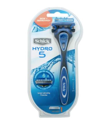 schick hydro 5 best men's razors