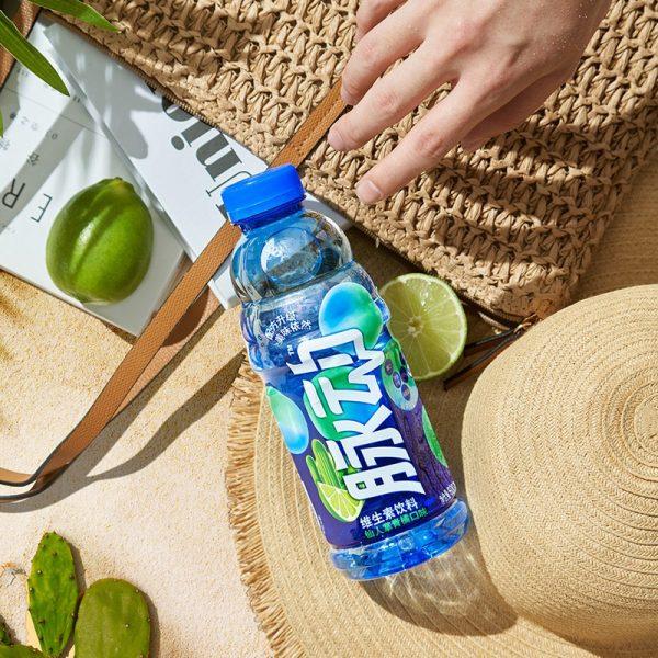 china beverage snack brand mizone vitamin drink healthy
