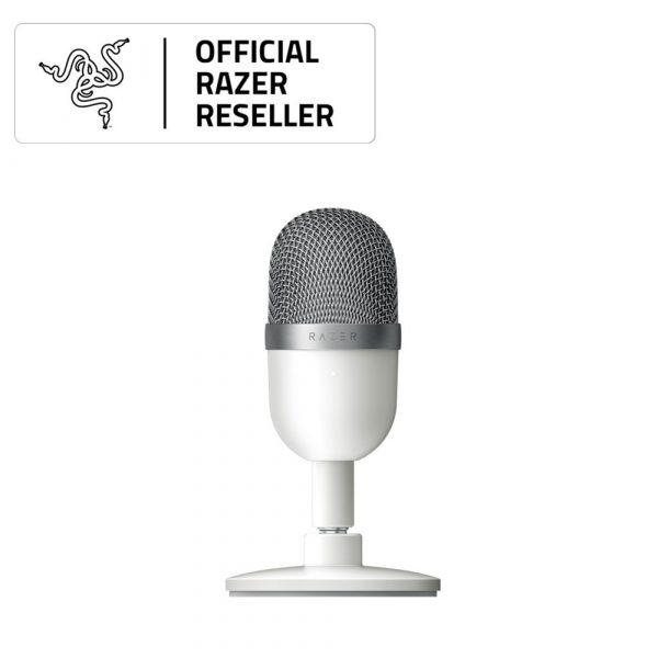 how to start streaming on twitch razer seiren mini white microphone gaming