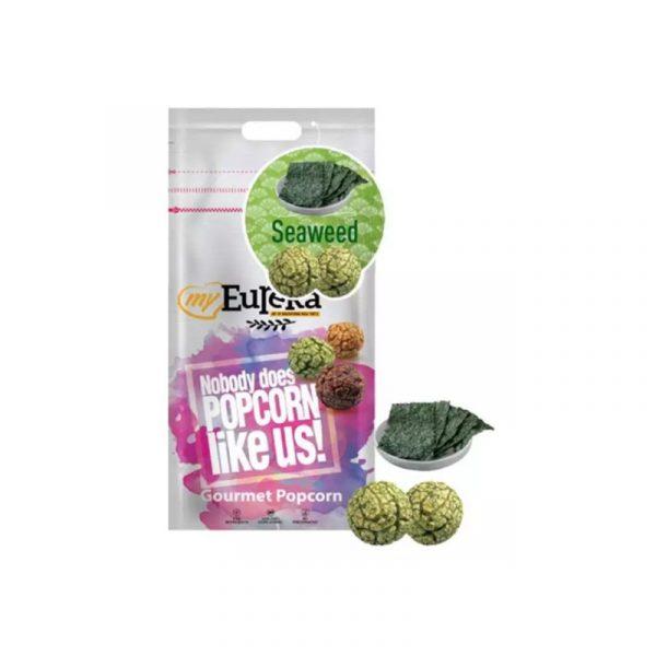 supermarket promotion snack myEureka Gourmet Popcorn Seaweed Pack