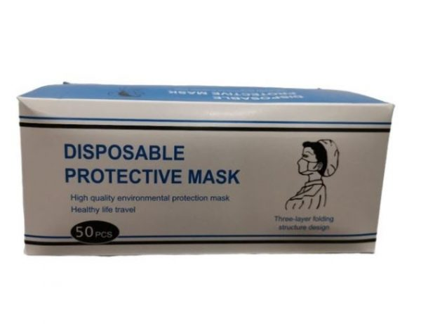 3 ply disposable protective mask grocery shopping online