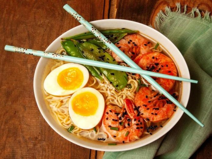 easy instant noodle recipe shin ramyun recipe