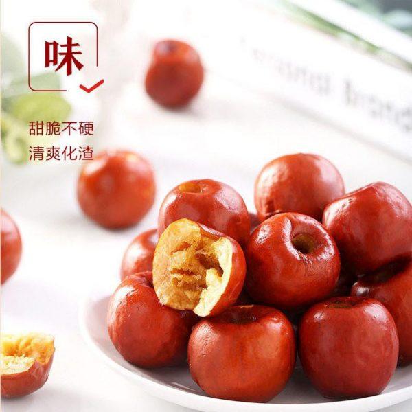 chinese snack china bestore crispy winter jujube