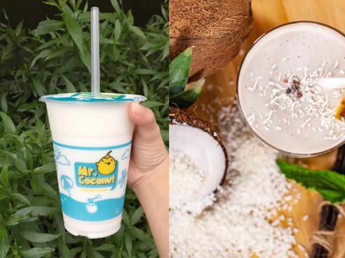 mr coconut shake recipe