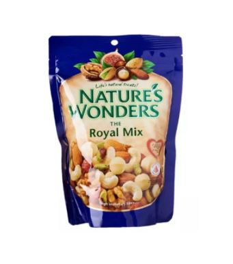 nature's wonder royal mix what to eat after a workout