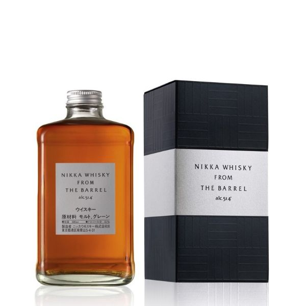 nikka from the barrel best japanese whiskey affordable