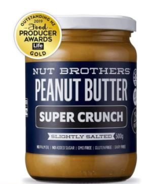 nut brothers peanut butter what to eat after a workout