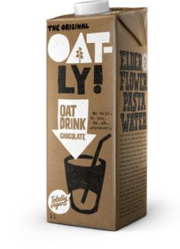 oatly chocolate what to eat after a workout