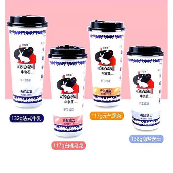 Milky White Rabbit Milk Tea