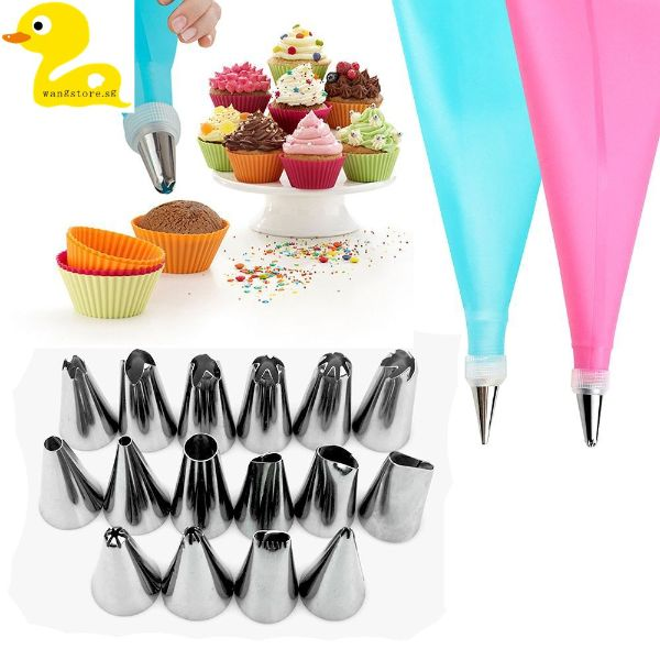 baking equipment singapore silicone piping bags