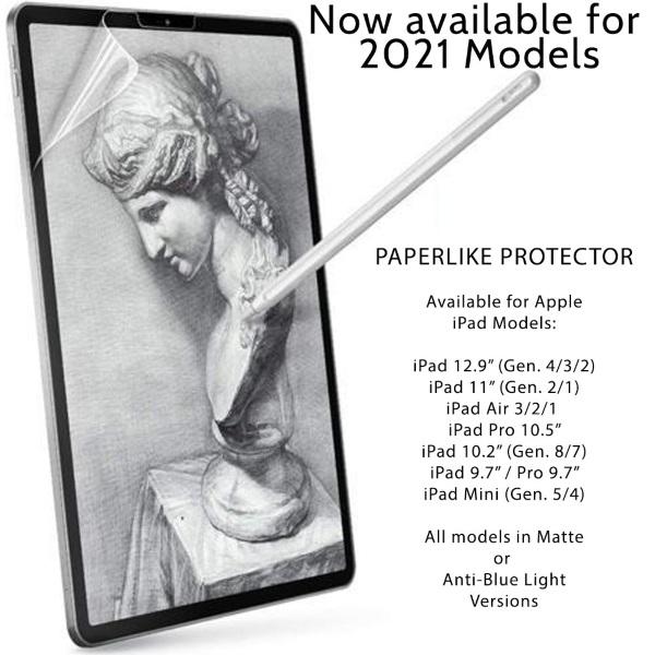 apple ipad screen protector paper like
