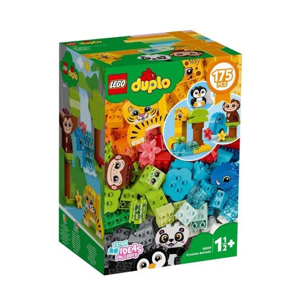 LEGO DUPLO Classic Creative Animals explorative play kids